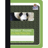 "Primary Journal 5/8"" Ruled"