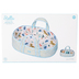 Manhattan Toy Company, Baby Stella Collection Bassinet, 7 x 14 x 9 inches