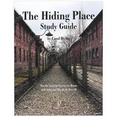 Progeny Press, The Hiding Place Student Study Guide, Paperback, 46 Pages, Grades 7-10