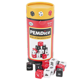 Didax, PEMDice Order of Operations Game, 30 Dice, Grades 5 to 12