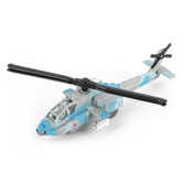 Toysmith, Sonic Gunship Helicopter, Assorted Styles, 1 Piece