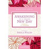 Awakening To A Grand New Day, Women of Faith Bible Studies, by Margaret Feinberg, Paperback