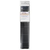 Wallies, Peel and Stick Chalkboard Monthly Calendar with Chalk, 25 x 38 Inches, 1 Each
