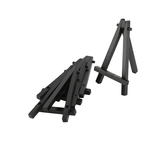 Master's Touch, Mini Art Easels, Black 4 pack