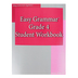 Easy Grammar Grade 4 Student Workbook