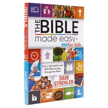 The Bible Made Easy for Kids, by Dave Strehler, Paperback