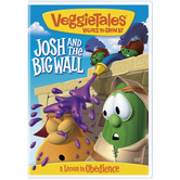VeggieTales, Josh and the Big Wall: A Lesson In Obedience, DVD