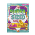 RoseKidz, The Super-Sized Book of Bible Puzzles, Reproducible, 256 Pages, Grades K-5