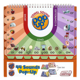 Junior Learning, 44 Sounds Pop-Up, Ages 4 Years and Older
