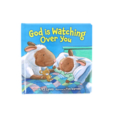 God is Watching Over You, by P.J. Lyons and Tim Warnes, Hardcover