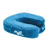 MyPillow, Neck Pillow, U-Shaped, Lake Blue, 10 x 12 x 3 Inches, Teens and Adults
