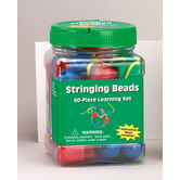 Tub of Stringing Beads