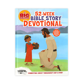 Big Picture Interactive 52-Week Bible Story Devotional, by Heath McPherson