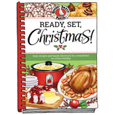 Ready Set Christmas, by Gooseberry Patch, Cookbook