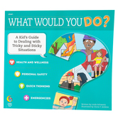 Creative Teaching Press, What Would You Do Resource Book, Reproducible, 184 Pages, Grades 2-6