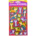TREND enterprises Inc., Purr-fect Pets superShapes Stickers, Assorted Colors, Pack of 144