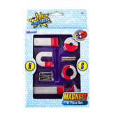 Toysmith, Toy Science Magnet Set, 8 Pieces, Ages 6 & Older