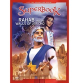 Superbook, Rahab and the Walls of Jericho, DVD