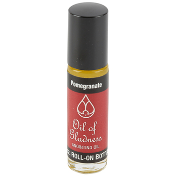 Every Good Gift, Oil of Gladness Pomegranate Anointing Oil, Roll On, 1/3 Ounce
