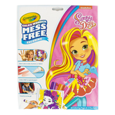 Crayola, Color Wonder Mess Free Sunny Day Coloring Pad and Markers, Ages 3 and up, 23 Pieces