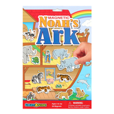 Patch Products, Magnetic Noah's Ark, Ages 3 Years and Older, 38 Pieces