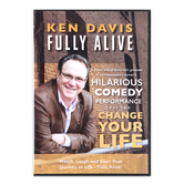 Ken Davis Fully Alive Comedy Concert, DVD