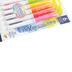 Pilot, FriXion Colors Erasable Marker Pens, Bold Point, Bright Colors, Pack of 6