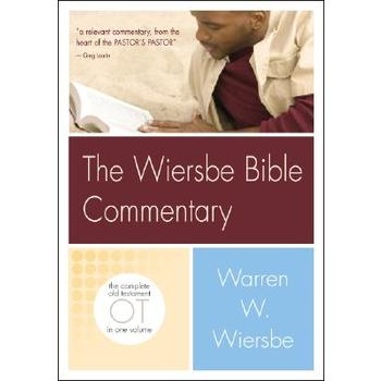 Wiersbe Bible Commentary: Old Testament