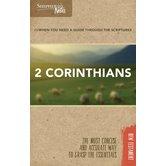2 Corinthians, Shepherd's Notes Series, by Dana Gould, Paperback