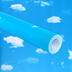 Pacon Fadeless Paper Designs: Clouds - 48