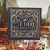 Christian Art Gifts, Trust in the Lord Medium Gift Bag, 9 3/4 x 7 3/4 Inches