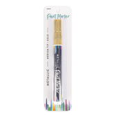 Paint Marker, Medium Tip, Assorted Colors, 1 Piece