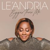 Bigger Than Me, by Le'Andria Johnson, CD