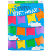 Renewing Minds, Customizable Happy Birthday Chart, Pennants, 17 x 22 Inches, 1 Piece