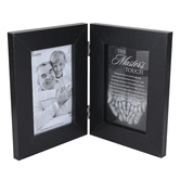 Dicksons, The Masters Touch Photo Frame, Holds 4 x 6 inch Photo, MDF, 12 x 8 inches