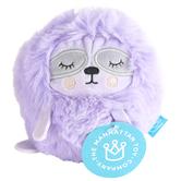 Manhattan Toy Company, Squeezemeez Sloth, Purple, 5 inches
