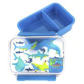 Stephen Joseph, Shark Bento Box, Plastic, 7 x 5 x 2 inches