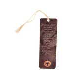 Dicksons, Jeremiah 29:11 Tassel Bookmark, 2 x 6 inches