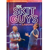 The Skit Guys: A Night of Laughs, by The Skit Guys, DVD