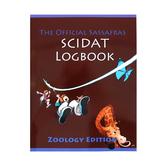 The Official Sassafras SCIDAT Logbook Zoology Edition, Paperback, Grades K-5