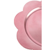 Bright Ideas, Plastic Plate Charger, Soft Pink, 13 inches