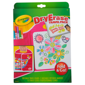 Crayola, Dry Erase Travel Pack Set, 16 Count, Ages 3 and up