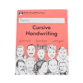 Handwriting Without Tears, Cursive Handwriting Student Lesson Book, Paperback, Grade 3