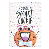 Renewing Minds, You're A Smart Cookie Motivational Poster, 13 x 19 Inches