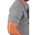 Gardenfire, Matthew 16:24, Beast Mode, Men's Short Sleeve T-Shirt, Charcoal