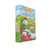 Zonderkidz, NIRV, VeggieTales Bible, Hardcover