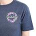 Cherished Girl, Ephesians 4:32 Be Kind, Women's Short Sleeved T-Shirt, Vintage Navy Heather, Small