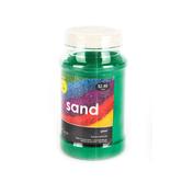 Tree House Studio, Bottled Sand, Green 1 1/2 lbs.