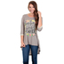 Southern Grace, Fearfully and Wonderfully Made, Women's 3/4 Sleeve T-shirt, Tan, Small