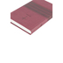 NIV Value Thinline Bible, Comfort Print, Imitation Leather, Burgundy
